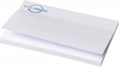Sticky-Mate Haftnotizen 105x100-weiß-50 Blatt