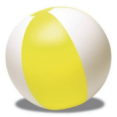 Strandball Wasserball Detmold-gelb