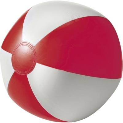 Strandball Wasserball Detmold-rot
