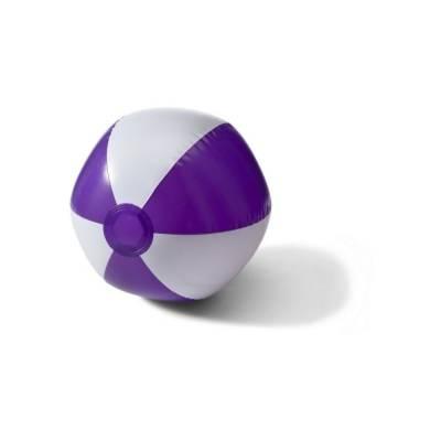 Strandball Wasserball Detmold-violett