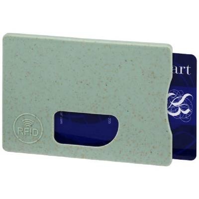 Straw RFID-Kartenhalter-grün(mintgrün)