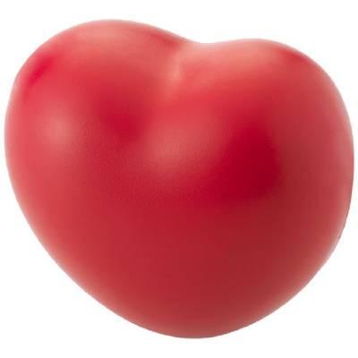 Stress-Herz - rot
