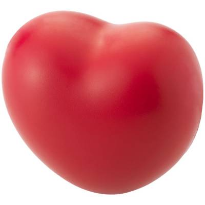 Stress-Herz-rot