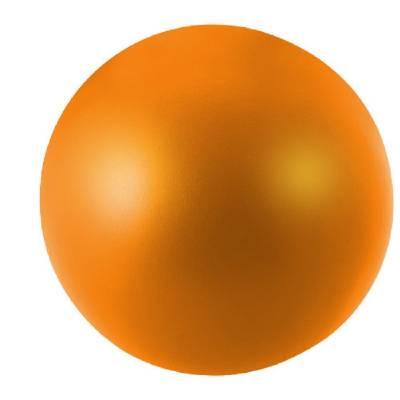 Stressball Rund - orange