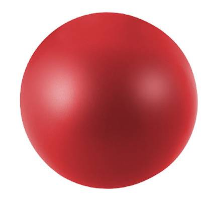 Stressball Rund - rot