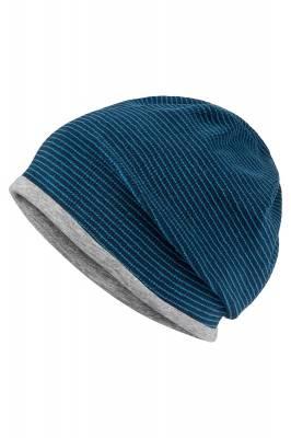 Stretchfleece Beanie Buzz-blau(navyblau)-one size-unisex