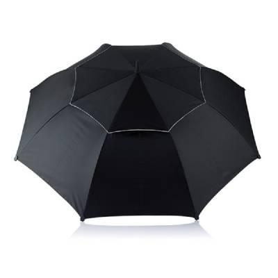 Sturm-Regenschirm Hurricane  - schwarz