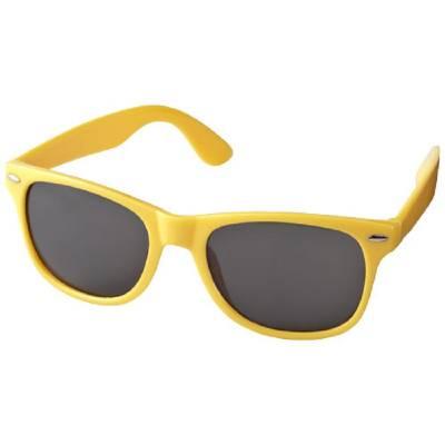 Sun Ray Sonnenbrille-gelb