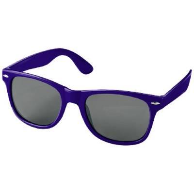 Sun Ray Sonnenbrille-lila
