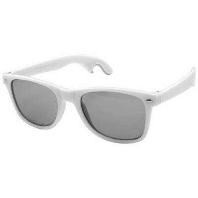 Sun Ray Sonnenbrille mit Flaschenöffner-weiß