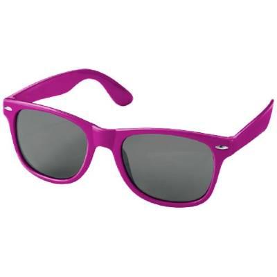 Sun Ray Sonnenbrille-rosa