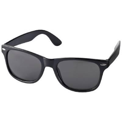 Sun Ray Sonnenbrille-schwarz