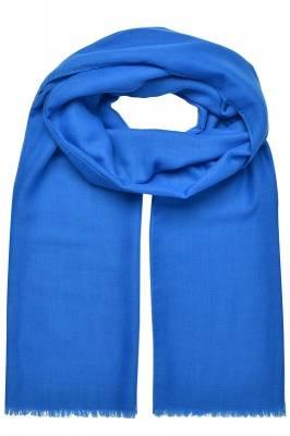 Super-Size unisex Schal Ava-blau-one size-unisex