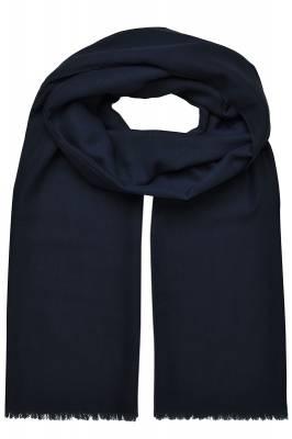Super-Size unisex Schal Ava-blau(navyblau)-one size-unisex