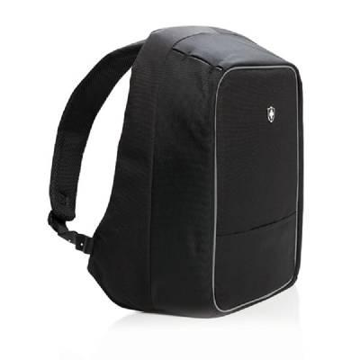 Swiss Peak Anti-Diebstahl 15 Zoll Laptop-Rucksack - schwarz