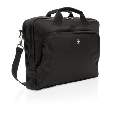 Swiss Peak Deluxe 15 Zoll Laptop-Tasche