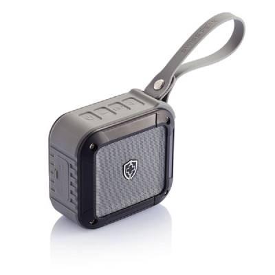 Swiss Peak Outdoor Bluetooth Lautsprecher - grau