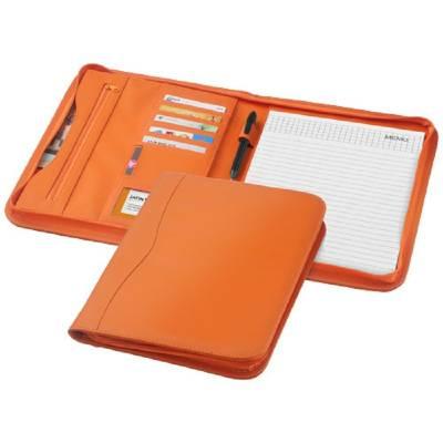 Tagungsorganizer A4 - orange
