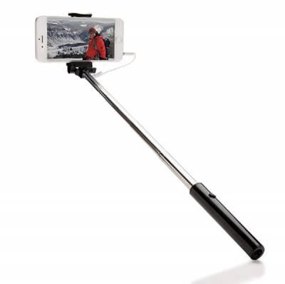 Taschen Selfie-Stick Brunsbüttel - schwarz