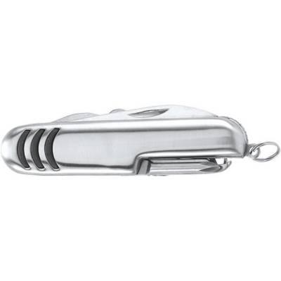 Taschenmesser Cottbus mit Multifunktion-silber