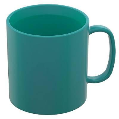 Tasse Arica-blau(petrolblau)