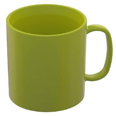 Tasse Arica-grün(limettgrün)