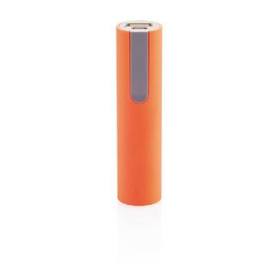 Tech Powerbank Zwickau-orange-2200 mAh