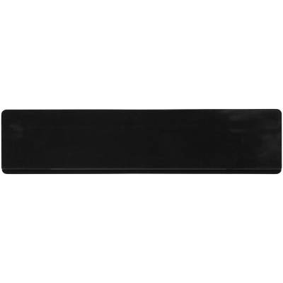 Terran 15 cm Lineal mit 100 % recyceltem Kunststoff-schwarz