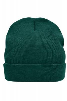 Thinsulate Beanie Chanel-grün(dunkelgrün)-one size-unisex