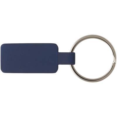 Tokyo Schlüsselanhänger aus Metall-blau(dunkelblau)