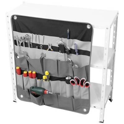 Toolio Werkzeug-Organizer zum Aufhängen-schwarz