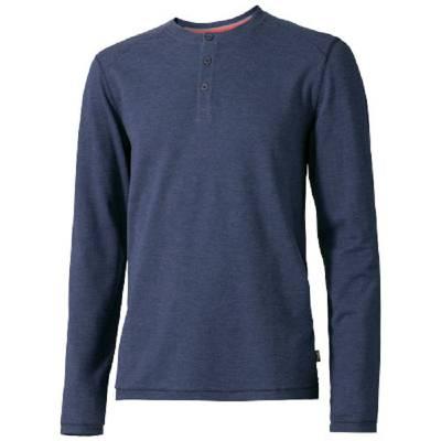 Slazenger Touch Herren Langarm Shirt