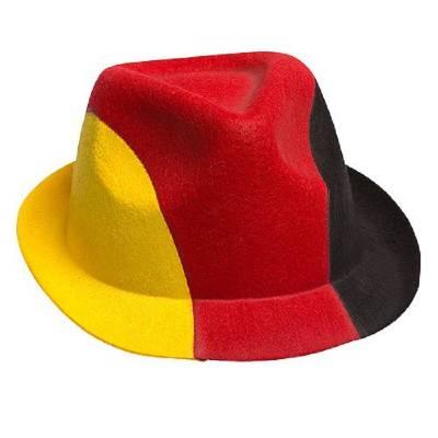 Trachtenhut Germany - mehrfarbig