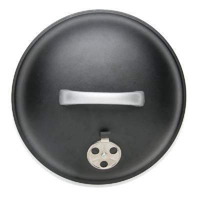 Swiss Peak Tragbarer 1 Zoll Grill - schwarz