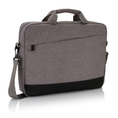 Trend 15 Zoll Laptop-Tasche Telf-grau