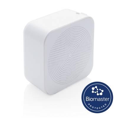 Trier 3W antmikrobieller kabelloser Lautsprecher-weiß