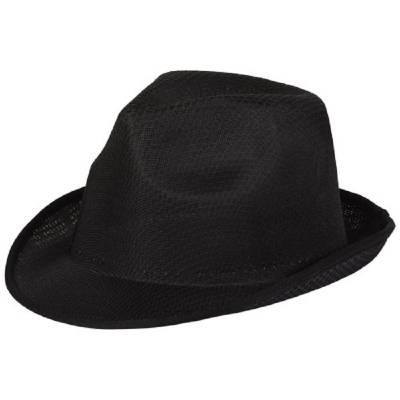 Trilby Hut-schwarz-one size
