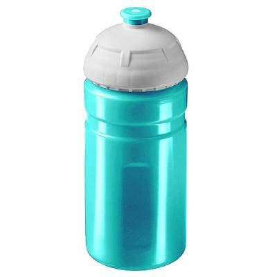 Trinkflasche Champion 0,55 l-blau(petrolblau)
