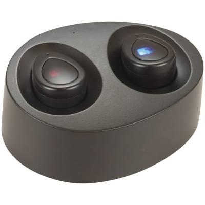 True Wireless Ohrhörer und Lade Etui-schwarz