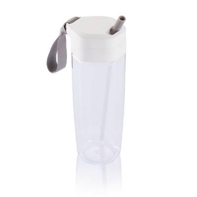 Turner Fitnessflasche - weiß