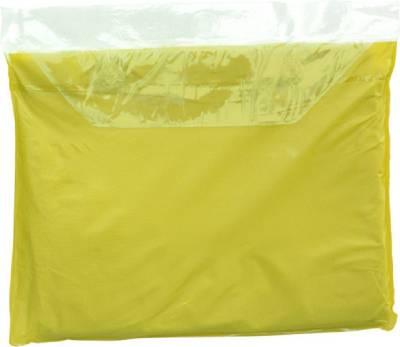 Universal-Freizeitponcho Konya-gelb-one size