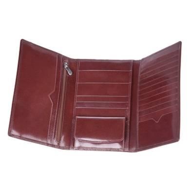 VIP Brieftasche Dagobert-braun