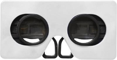 VR-Brille Virtual-weiß