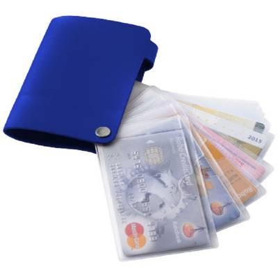 Valencia Kartenhalter-blau(royalblau)