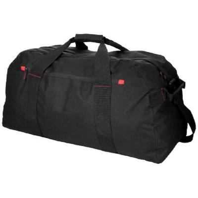 Vancouver extragroße Reisetasche-schwarz