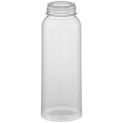 Vertex geometrische Isolierflasche-transparent