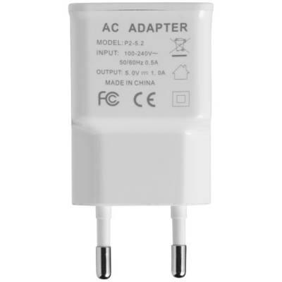 Voltz AC Netz Adaper-weiß