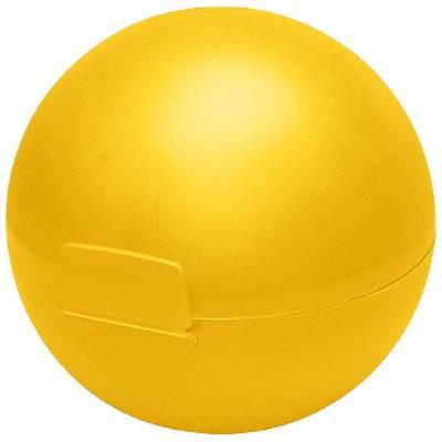 Vorratsdose Apfel-Box-gelb