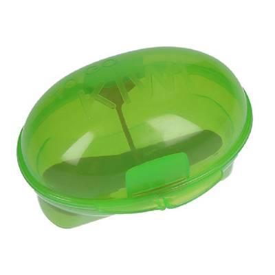 Vorratsdose Kiwi-Box-transluzent-grün