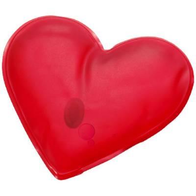 Wärmekissen Herz - farblos